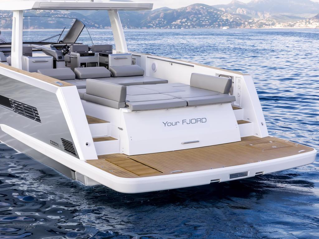 Fjord 52 Open – Marivent Yachts