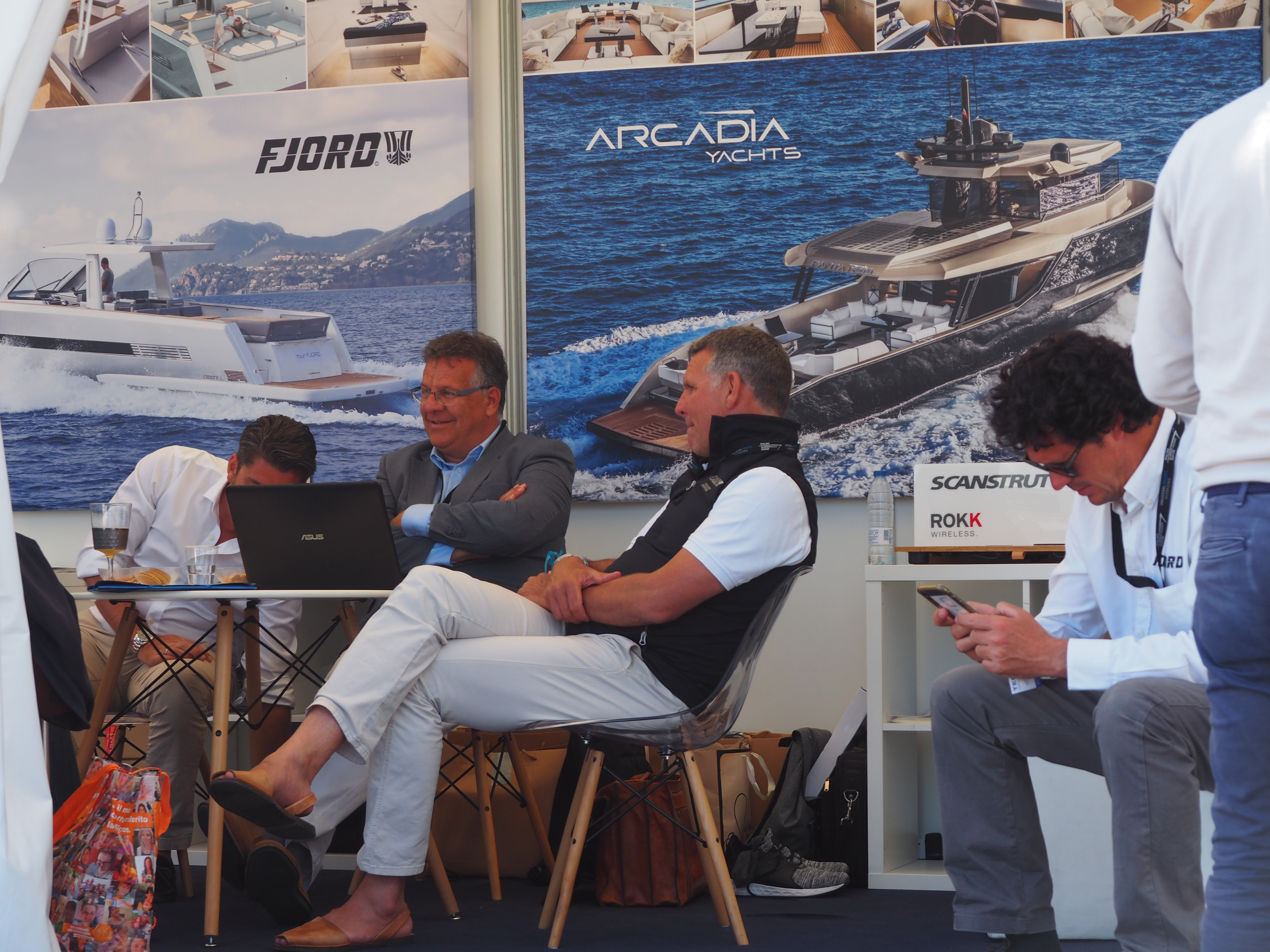 500 CLASSIC at Cannes Yachting